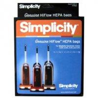 Simplicity Vacuum Cleaner Bag Sku 715023780 Oem SWH 6 Sup SWH 6