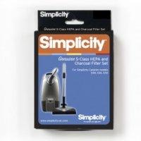 Simplicity Hepa Filter Kit (G9)